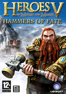 Heroes of Might and Magic V - Hammers of Fate Coverart.png