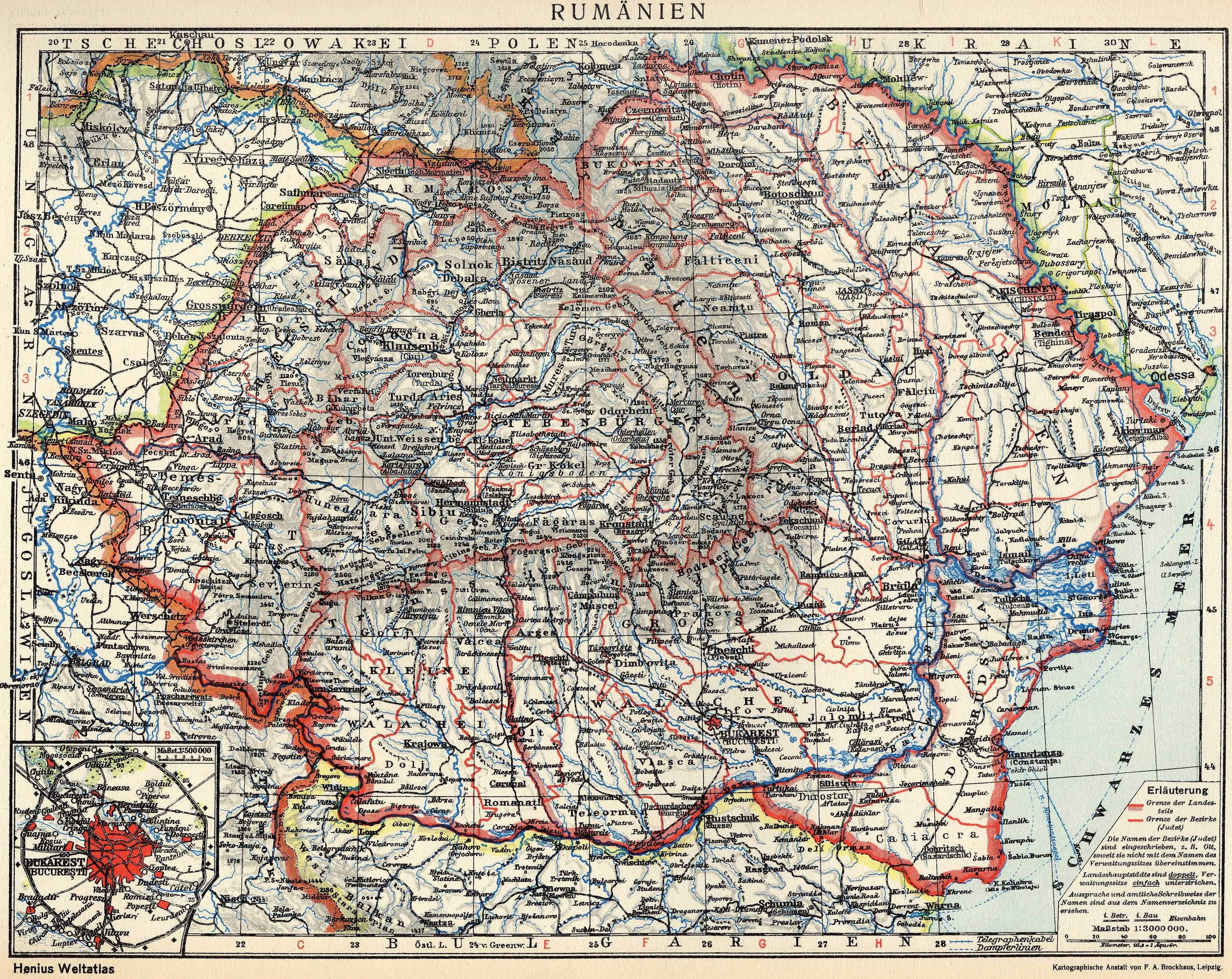 Amintiri Din Vechiul Regat Romania Cea Mare