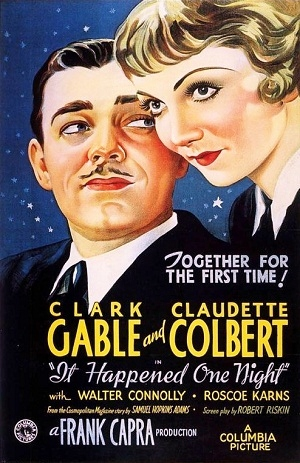 Poster It Happened One Night