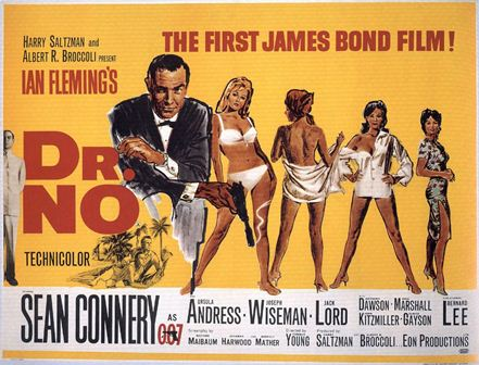 James Bond  007 jagt Dr No  Film  Cinemade