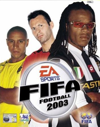 fifa football 2003 wikipedia