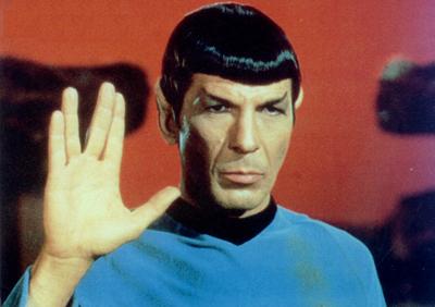Klingon Symbol Vulcan (Star Tre...
