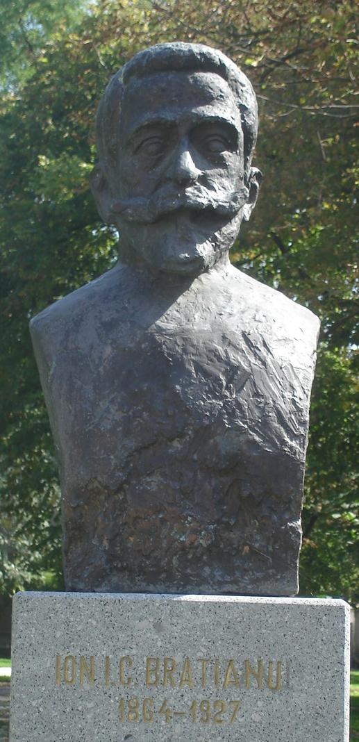 Monument - Ion I. C. Bratianu - Alba Iulia.png