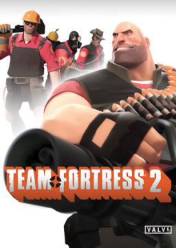 The box art for Team Fortress 2