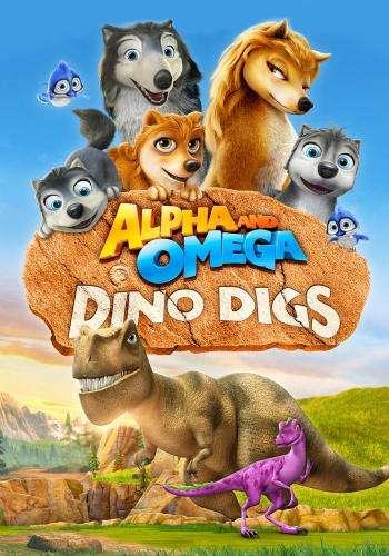 Alpha și Omega 6 Săpături De Dinozaur Wikipedia