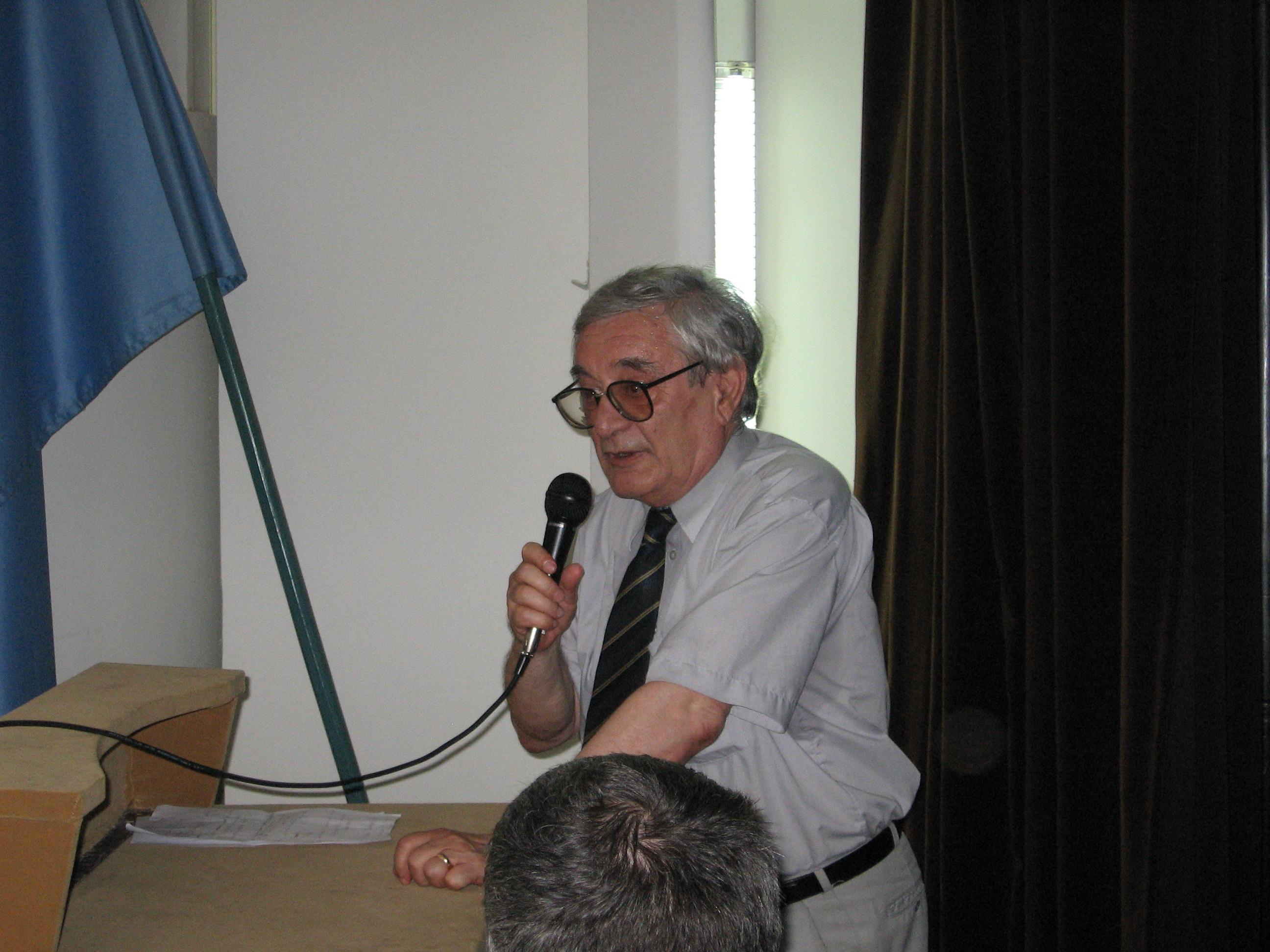 Dan Horia Mazilu - Wikipedia