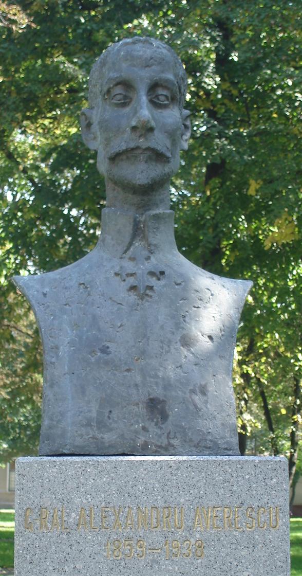 Monument - Alexandru Averescu - Alba Iulia.png