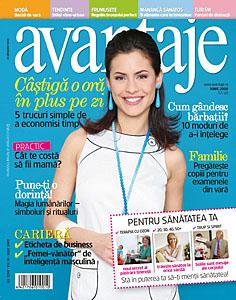 Revista avantaje ianuarie 2020