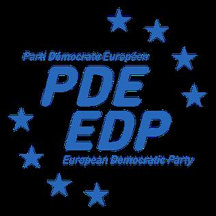partido democrático europeu