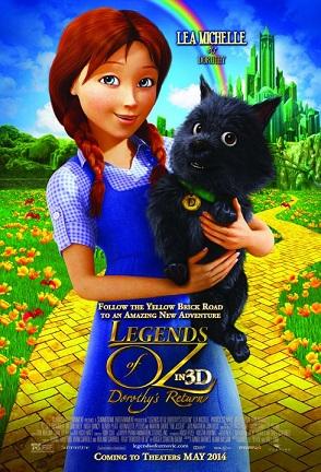 Legendele din Oz: Întoarcerea lui Dorothy