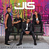JLS - She Makes Me Wanna.jpg