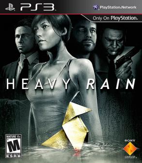 heavy rain wikipedia