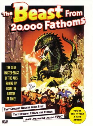 the beast from 20000 fathoms wikipedia
