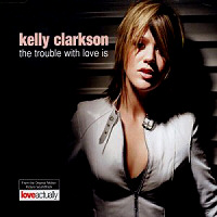 Kelly Clarkson - The Trouble With Love Is CD cover.jpg