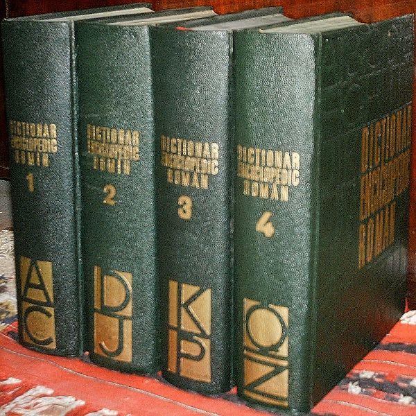 Dictionare romanesti generale