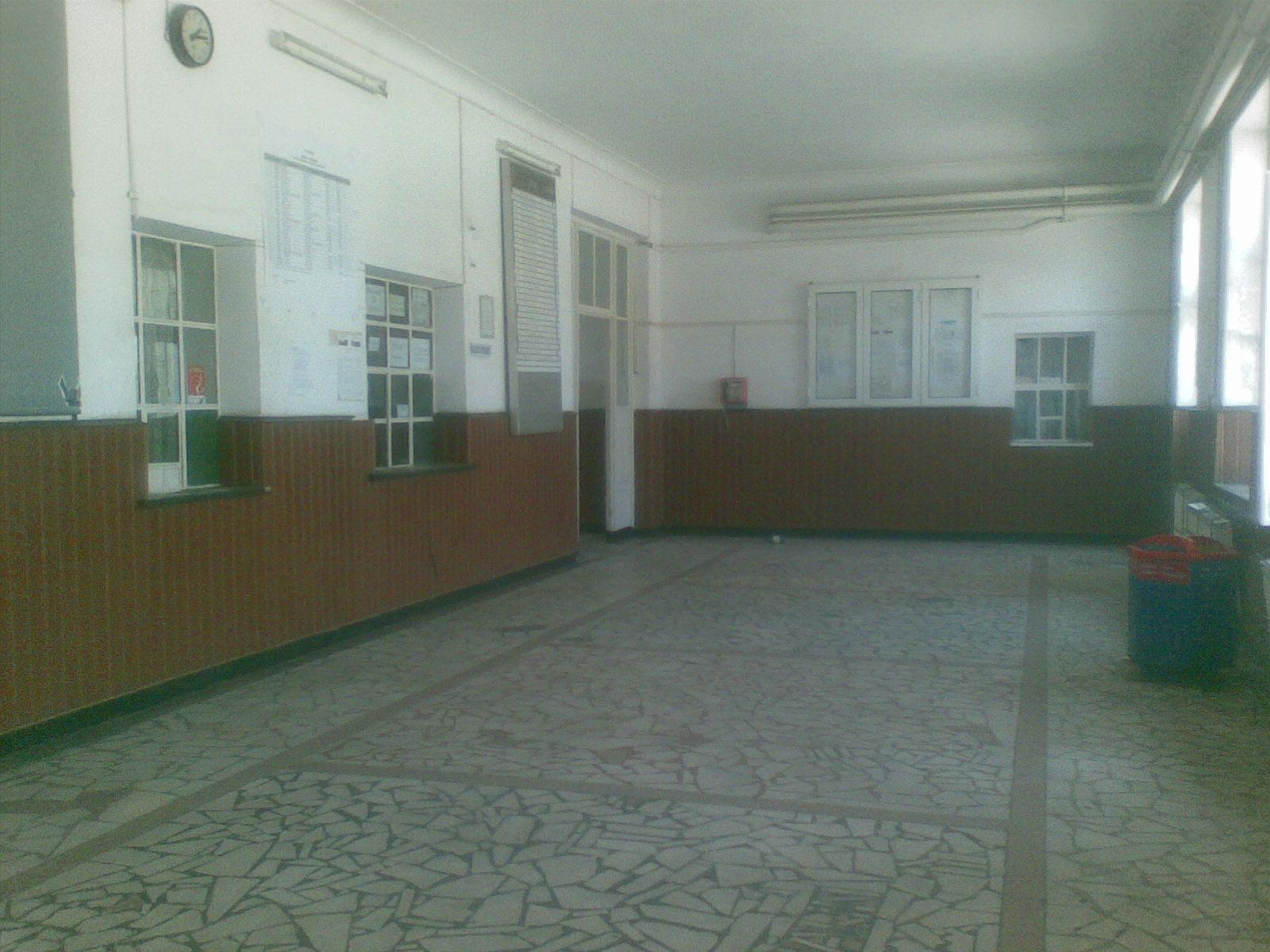 Fişier:Interiorul garii CFR Slatina.jpg