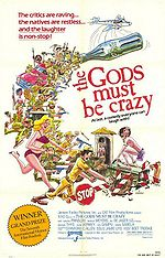 Gods must be crazy - poster.jpg