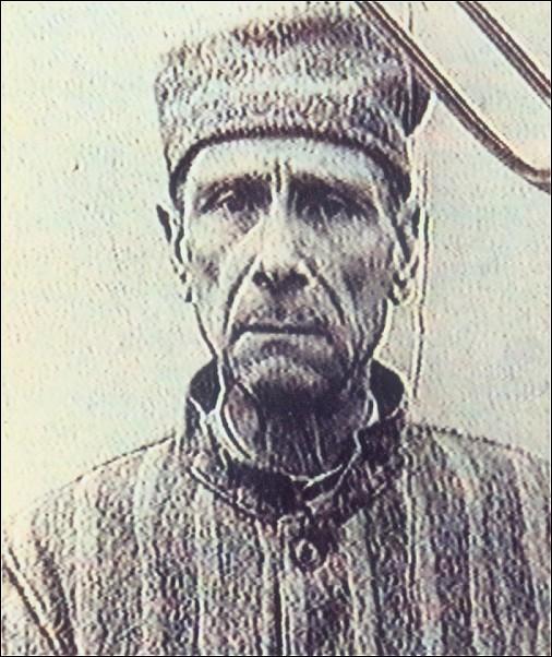 Fotografia din dosarul său de Securitate