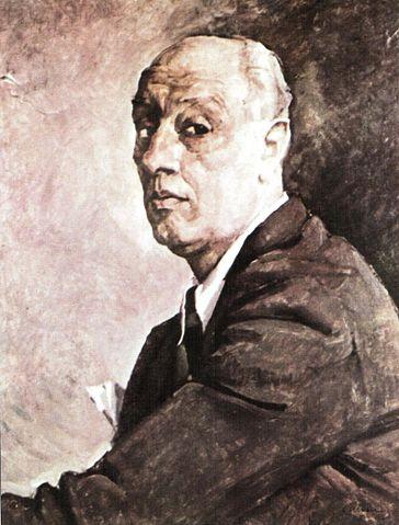 Camil Ressu - Autoportret (1941) - Galeria Naţională, Bucureşti