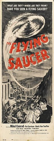Poster of the movie 'The Flying Saucer'.jpg