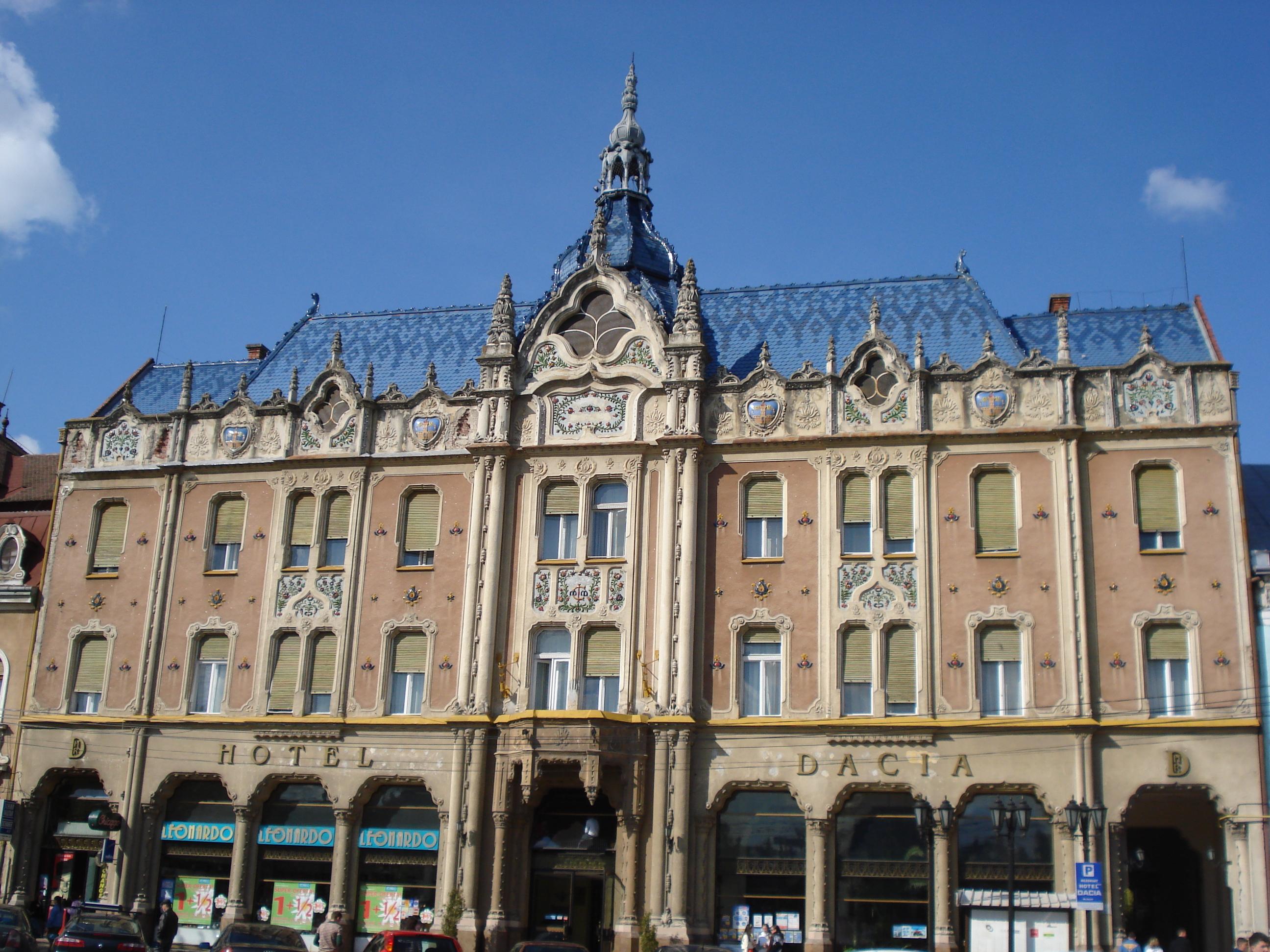 Fişier:Hotelul Dacia din Satu Mare.jpg