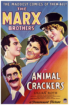 Animal Crackers Movie Poster.jpg