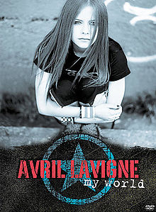 Avril lavigne - my world.jpg