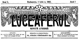 """Imagini pentru """"Luceafărul"""" revista photos"""