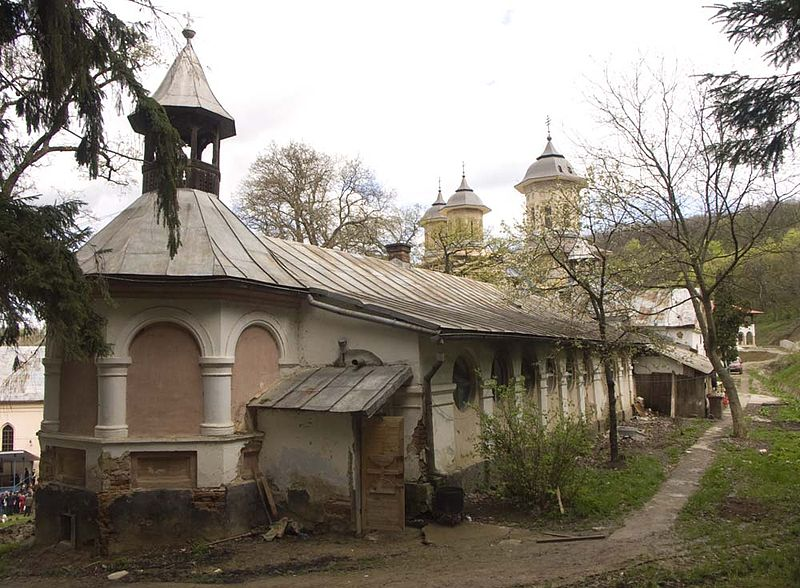 Fișier:Manastirea Nicula.vechile chilii V.jpg