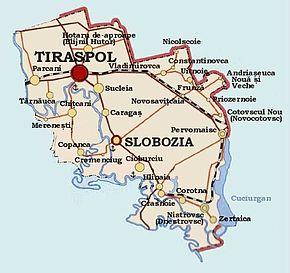Raionul Slobozia Wikipedia