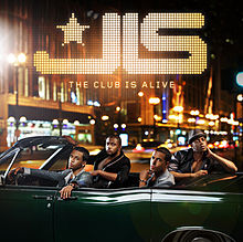 JLS - The Club Is Alive.jpg