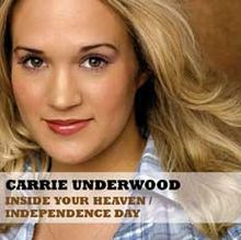 Carrie Underwood - Inside Your Heaven.jpg
