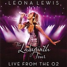 Coperta discului The Labyrinth Tour – Live at The O2