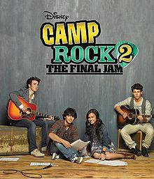 desene Camp Rock 2