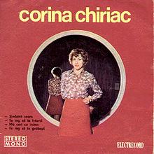 Corina Chiriac - Sîmbătă Seara / Te Rog Să Te Întorci / Mă Cert Cu Inima / Te Rog Să Te Grăbeşti