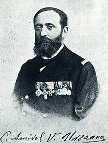 Amiralul Vasile Urseanu, navigator pe oceane si printre galaxii