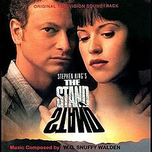 Coperta discului Stephen King's The Stand (Original Television Soundtrack)