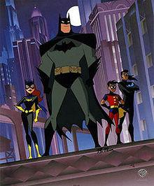 Noile Aventuri Cu Batman Wikipedia