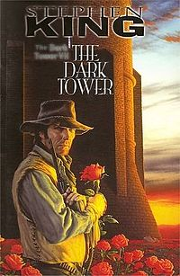 """The Dark Tower"" pictură de Michael Whelan"