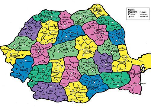 Regiunile Republicii Populare Romane Wikiwand
