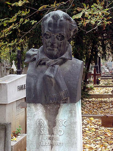 Fișier:Francisc Sirato bust.jpg