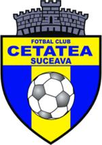 Cetatea Suceava 150px-Stema_fc_cetatea_suceava