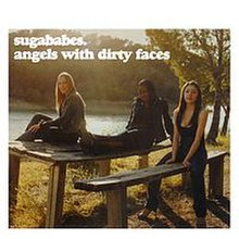 Coperta discului Angels with Dirty Faces