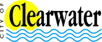 Official logo of City of Clearwater, Florida