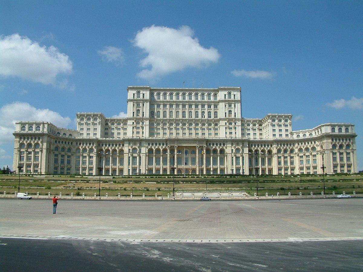 Px Bucharest C Palace Of The Parliament C