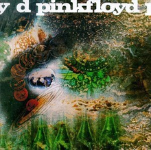 Coperta discului A Saucerful of Secrets
