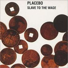 Coperta discului Slave to the Wage