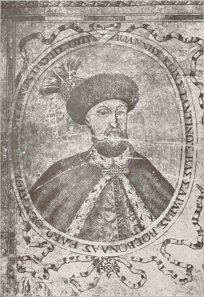 Cantacuzino medalion-original