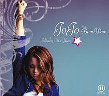 JoJo - Baby It's You Euro single cover.jpg