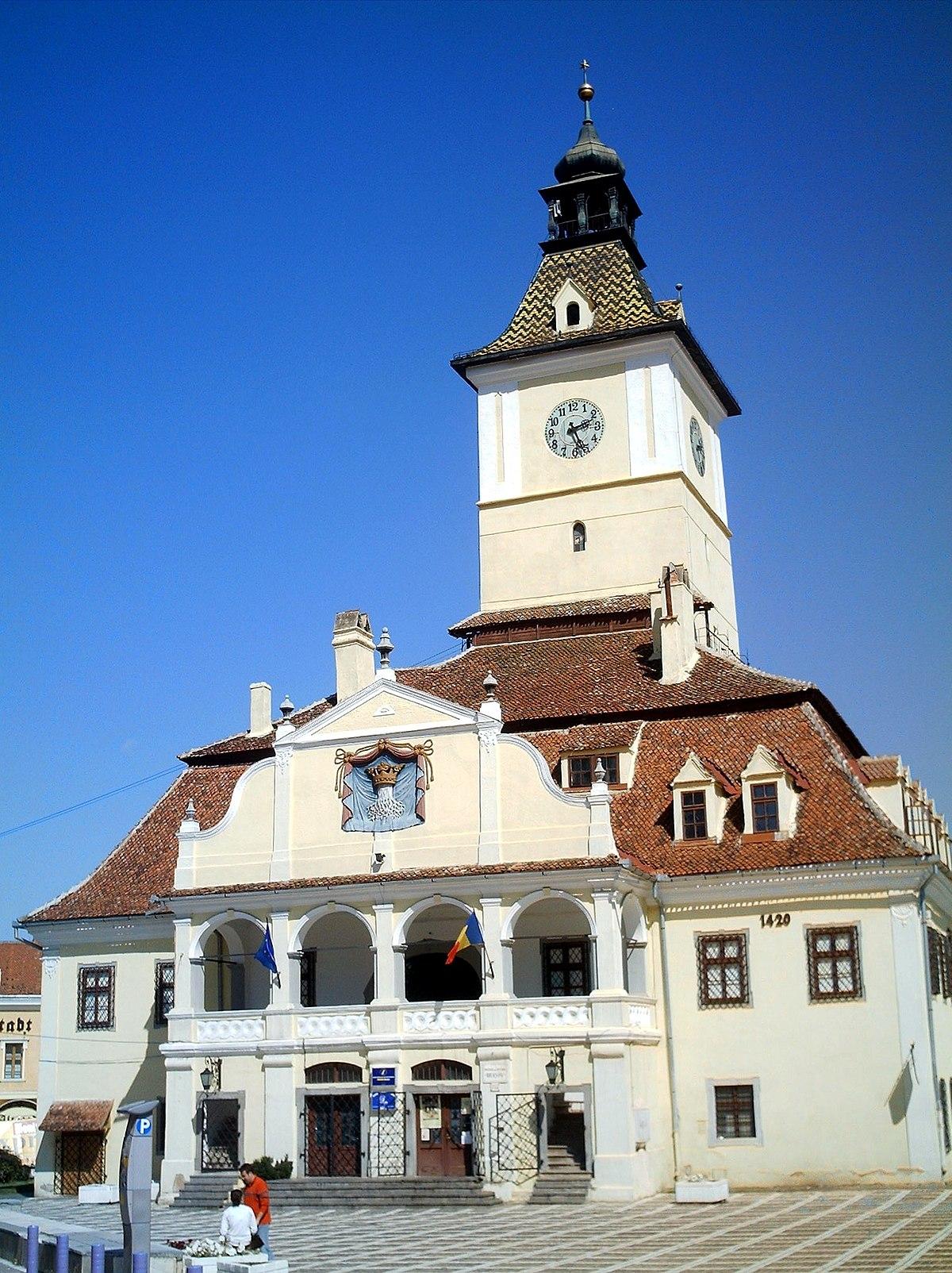 Casa Sfatului din Bra\u0219ov - Wikipedia